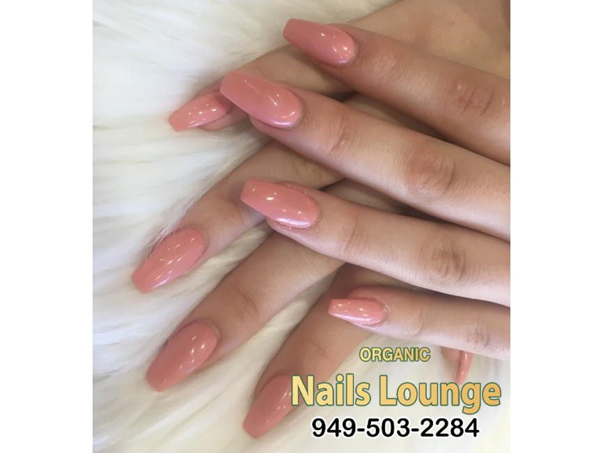 Let's visit and become prettier at Organic Nails Lounge